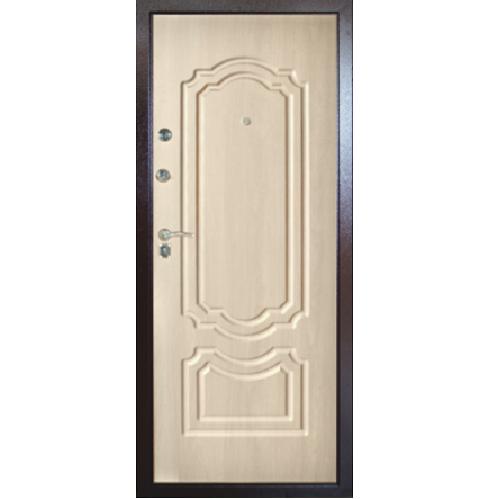 Деревянные двери из массива сосны для дачи от